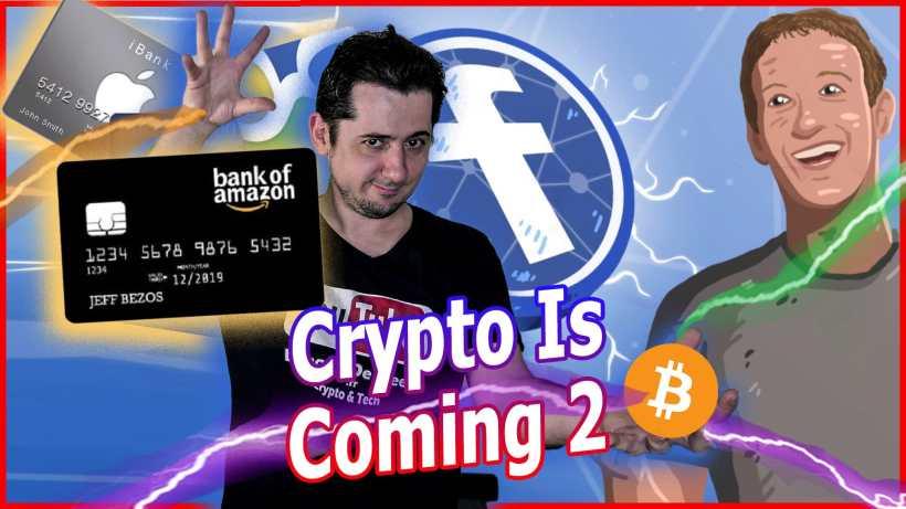 FacebookCoin AmazonCoin Crypto Is coming 2