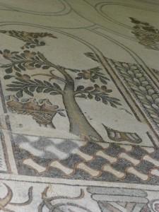 Another Roman floor in Loupian