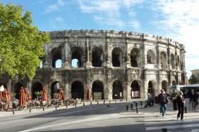 Roman arena in Nîmes