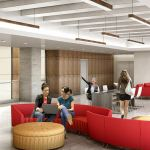 Ross Hall Student Lounge