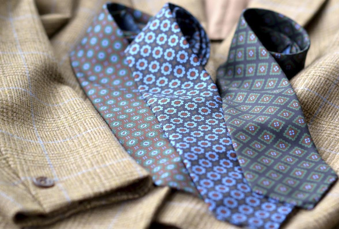 types of tie