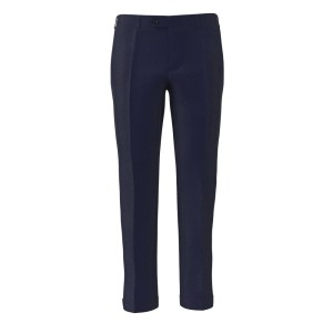 Pantalone Blu Cobalto (Ermenegildo Zegna)