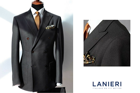 The modern double breasted suit: Italian style for 6x2, 4x2 button ...