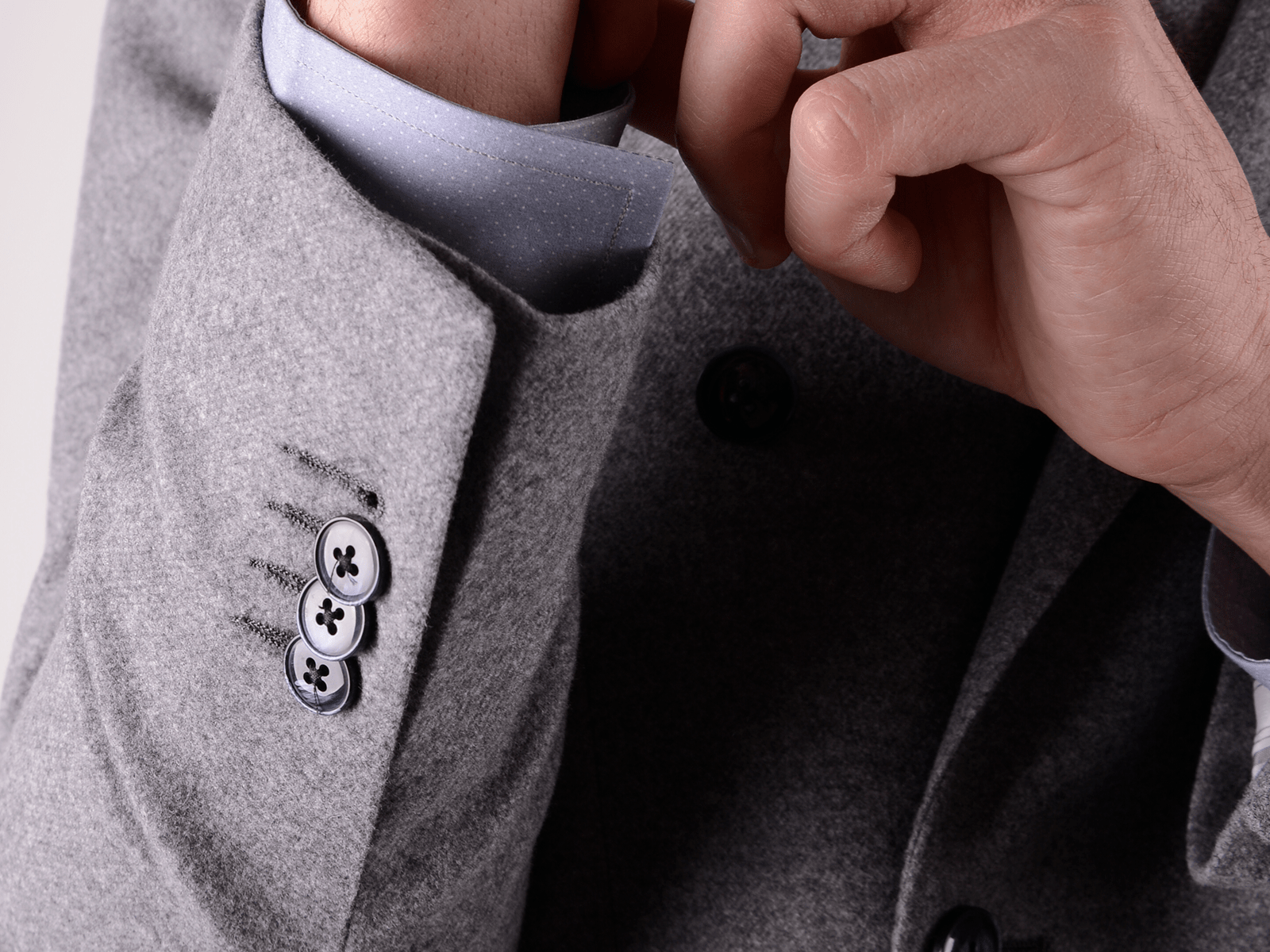 Why are there buttons on suit jacket sleeves? Here\u0027s what