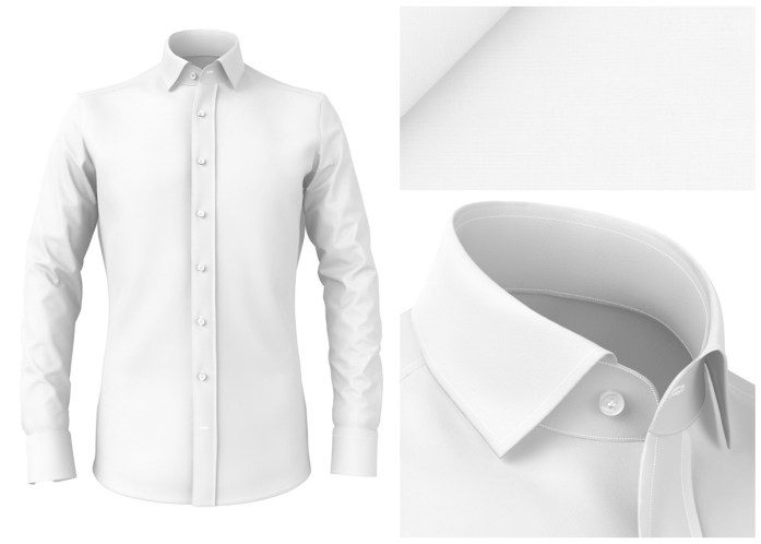 Men's office shirts