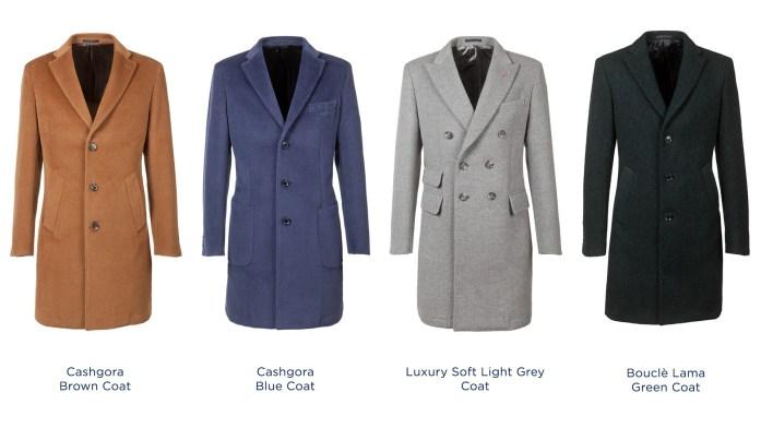 lanieri overcoats