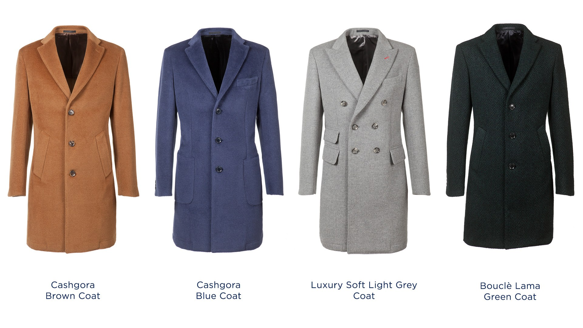 How to choose a men's overcoat for winter: everything you ...