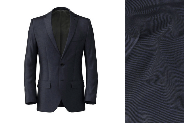 An everyday bespoke jacket that does not crease
