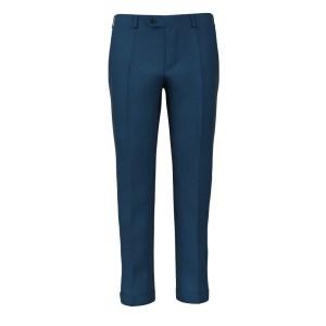 Pantaloni Blu Elettrico Drago