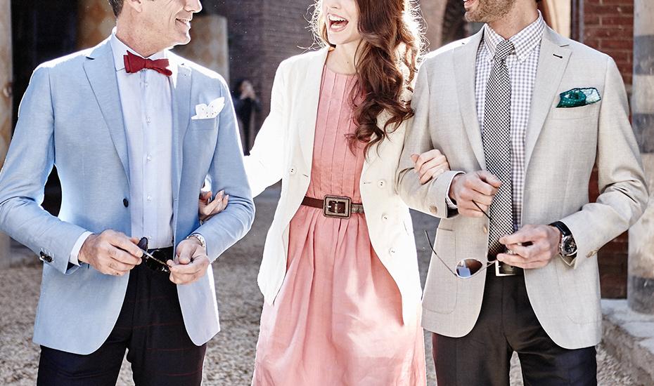 abbinamento giacca cravatta