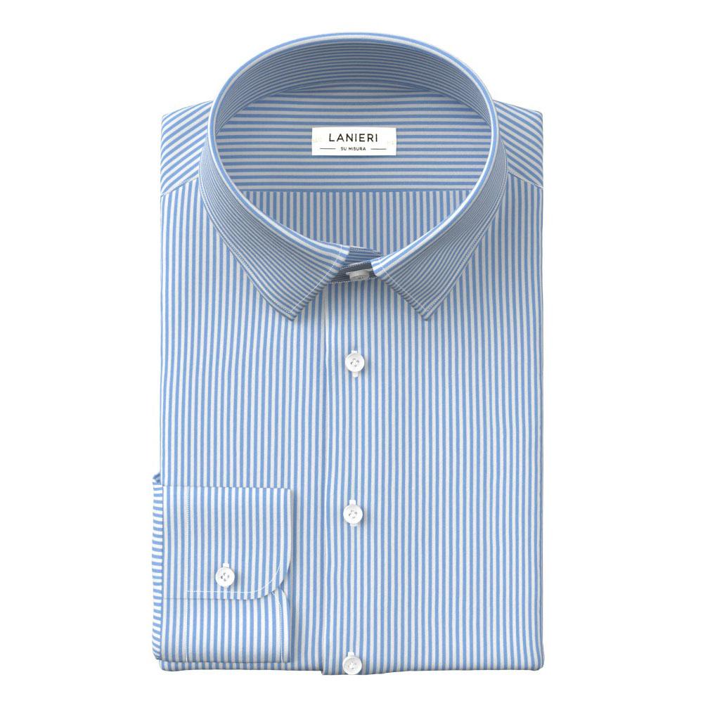 Veste bleu clair pour homme