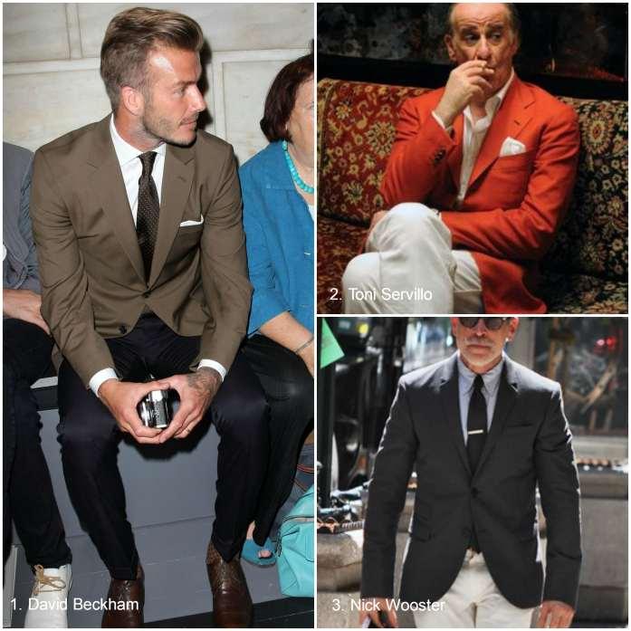 La tenue dépareillée est aussi conseiller de mode des stars
