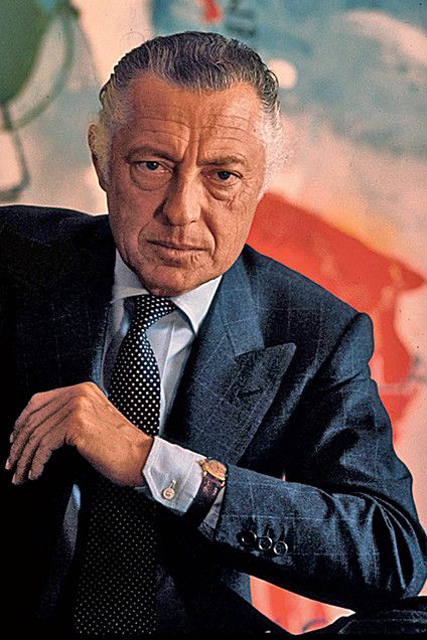 Lo stile di Gianni Agnelli: gli abiti, le cravatte e gli ...