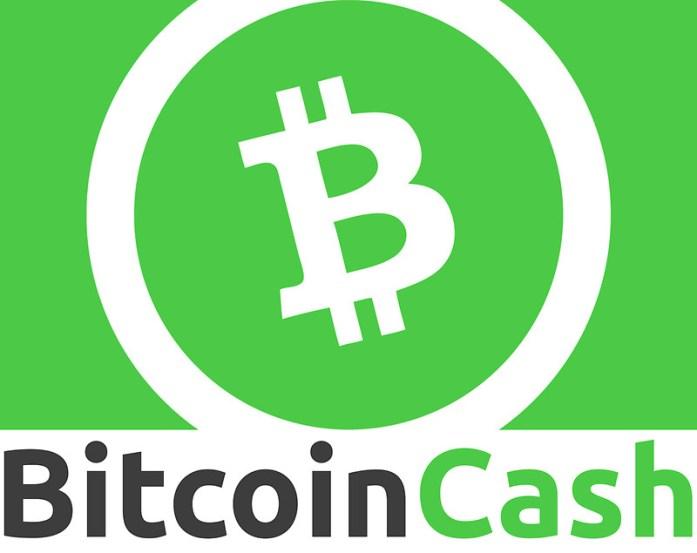 Logo di Bitcoin Cash
