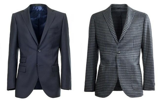 Différencier les vestes de costume, les Blazers et les