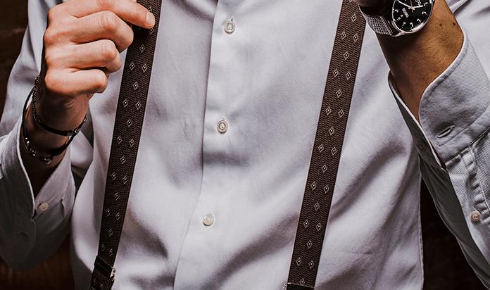 codice coupon comprare bene moda Le bretelle da uomo: come si indossano, con cosa si abbinano e ...