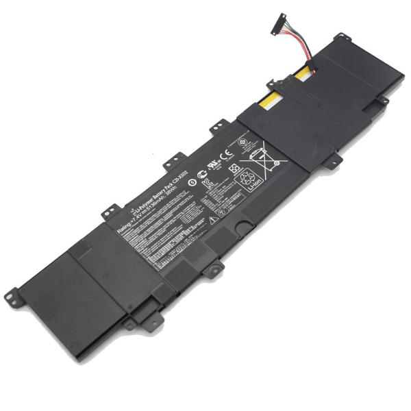 Genuine-C21-x502-battery-7-4v-5136mah-38wh-Original-Battery-C21-x502-for-Asus-Vivobook-X502