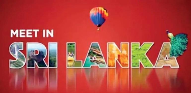 Meet in Sri Lanka