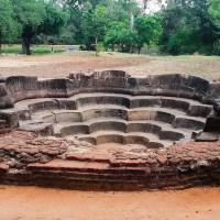 Lotus Pond - Ancient City of Polonnaruwa