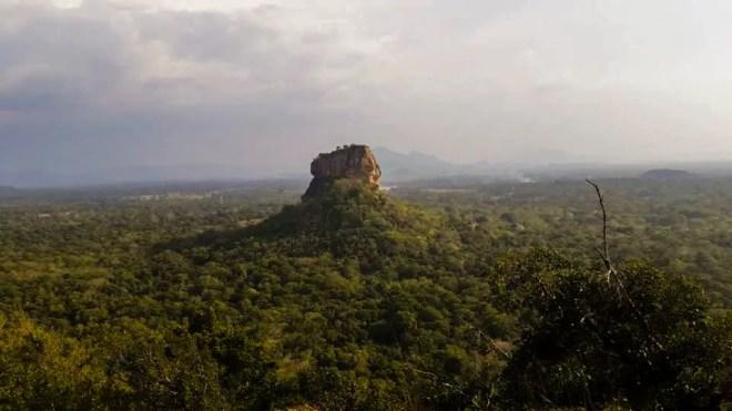 Sigiriya View from Pidurangala (3)