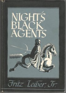 Nights Black Agents Arkham House HB