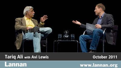Tariq Ali in conversation with Avi Lewis