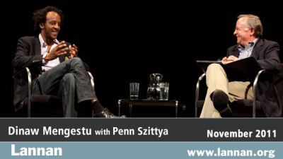 Dinaw Mengestu in conversation with Penn Szittya