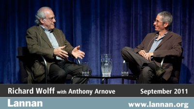 Richard Wolff in conversation with Anthony Arnove