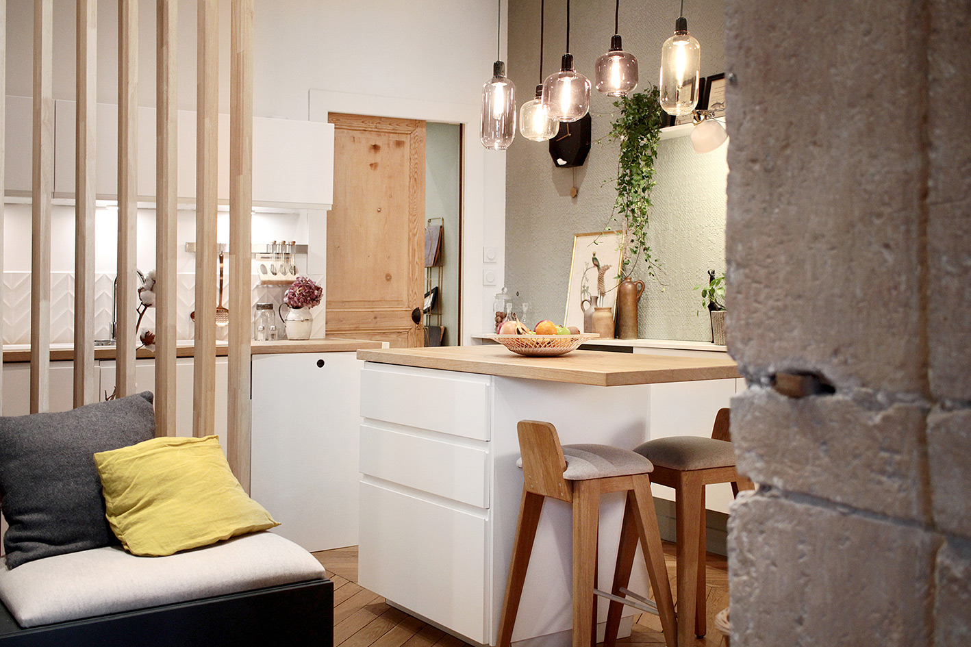 Idee Renovation Appartement Ancien home sweet home, place sathonay marion lanoË