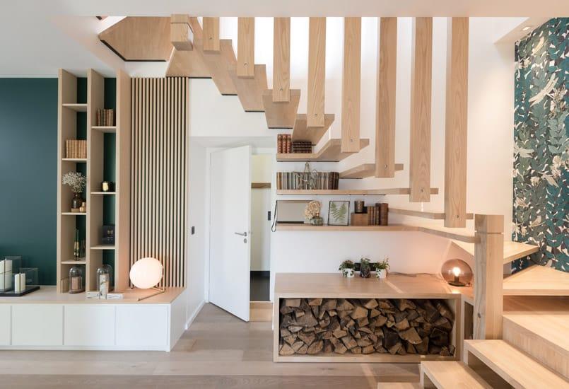 aménagement maison nature