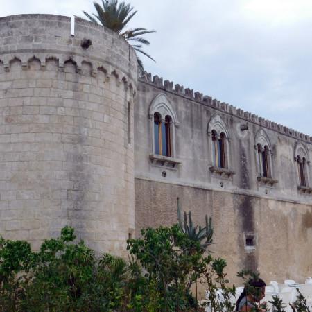 Passeggiata tra i castelli                    dall'Eurialo a Targia