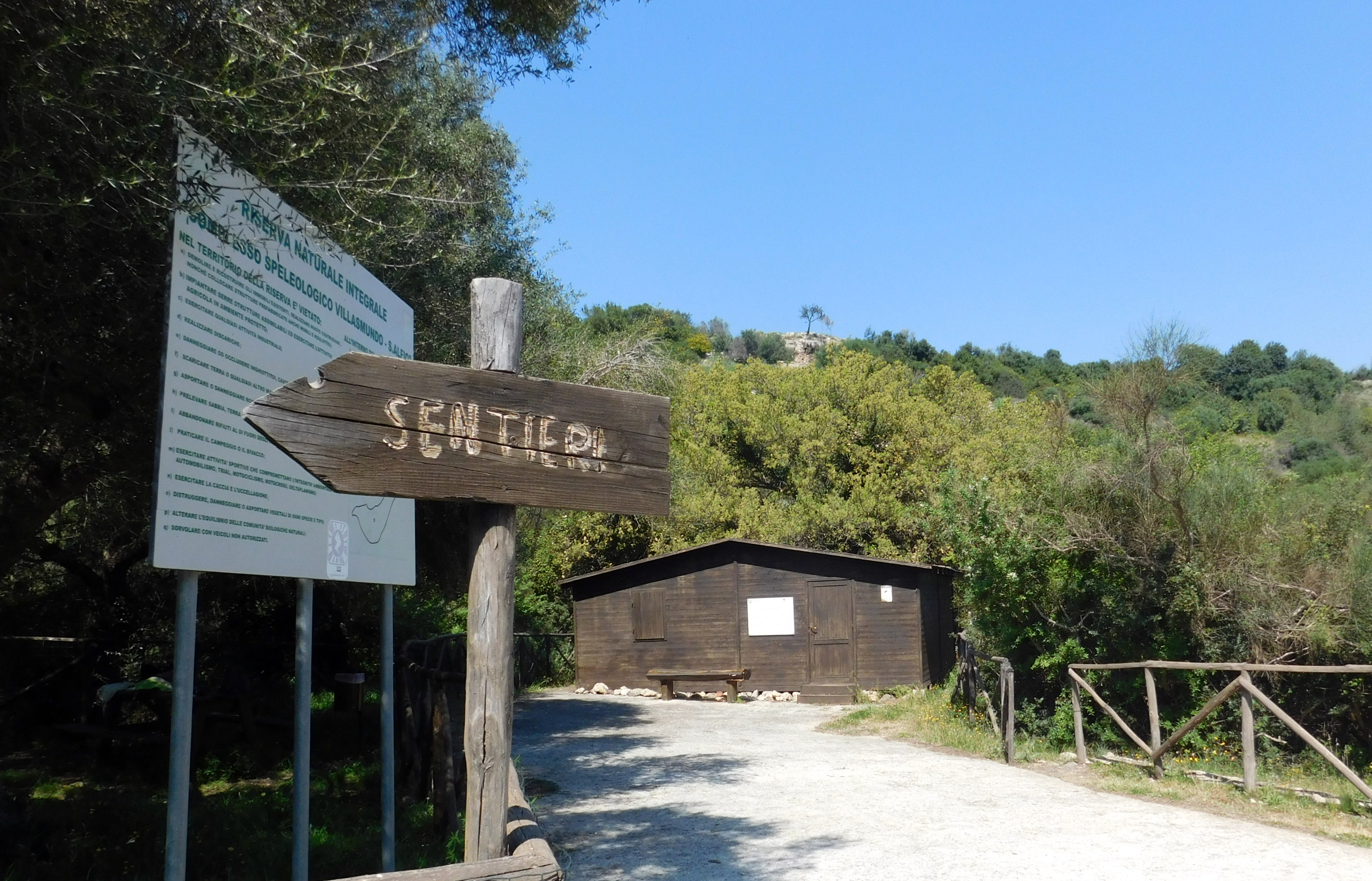 RNI Complesso speleologico Villasmundo-S.Alfio