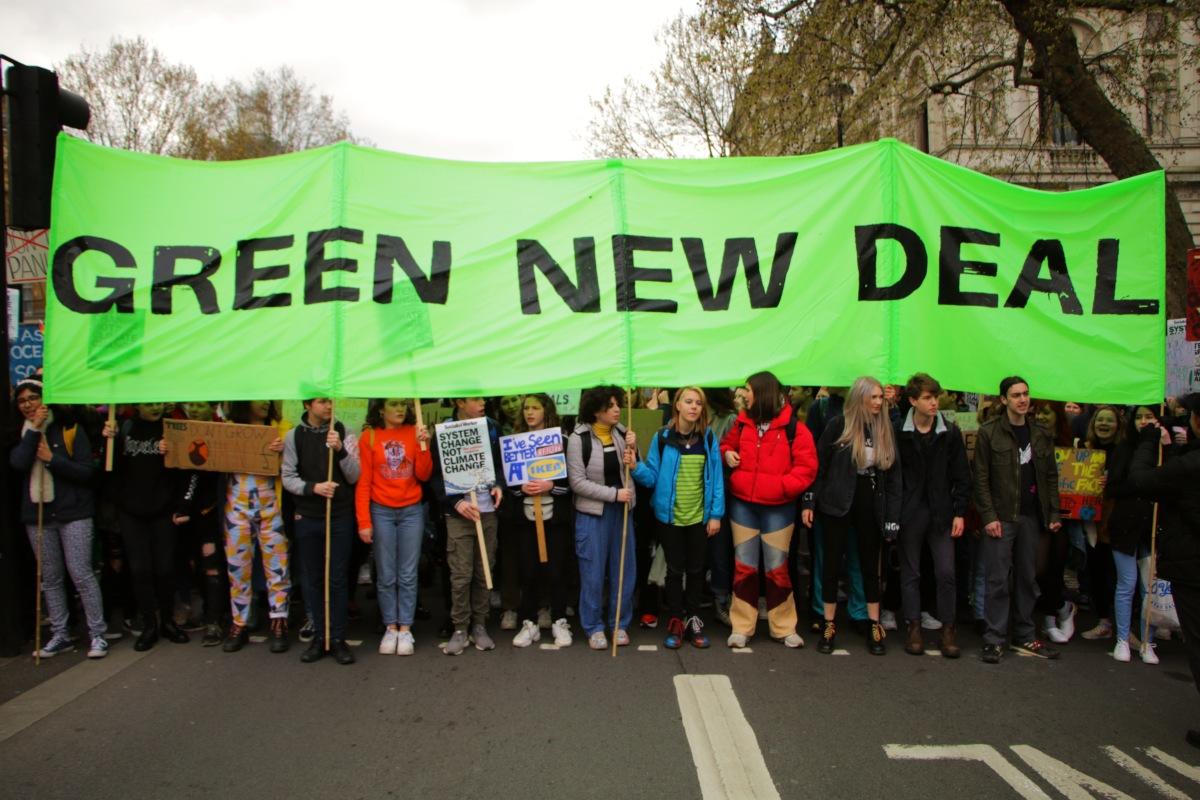 """Green New Deal: considerazioni """"controcorrente"""""""