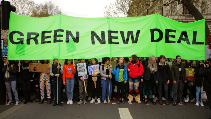 "Green New Deal: considerazioni ""controcorrente"""