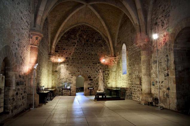 Interni castello Ursino