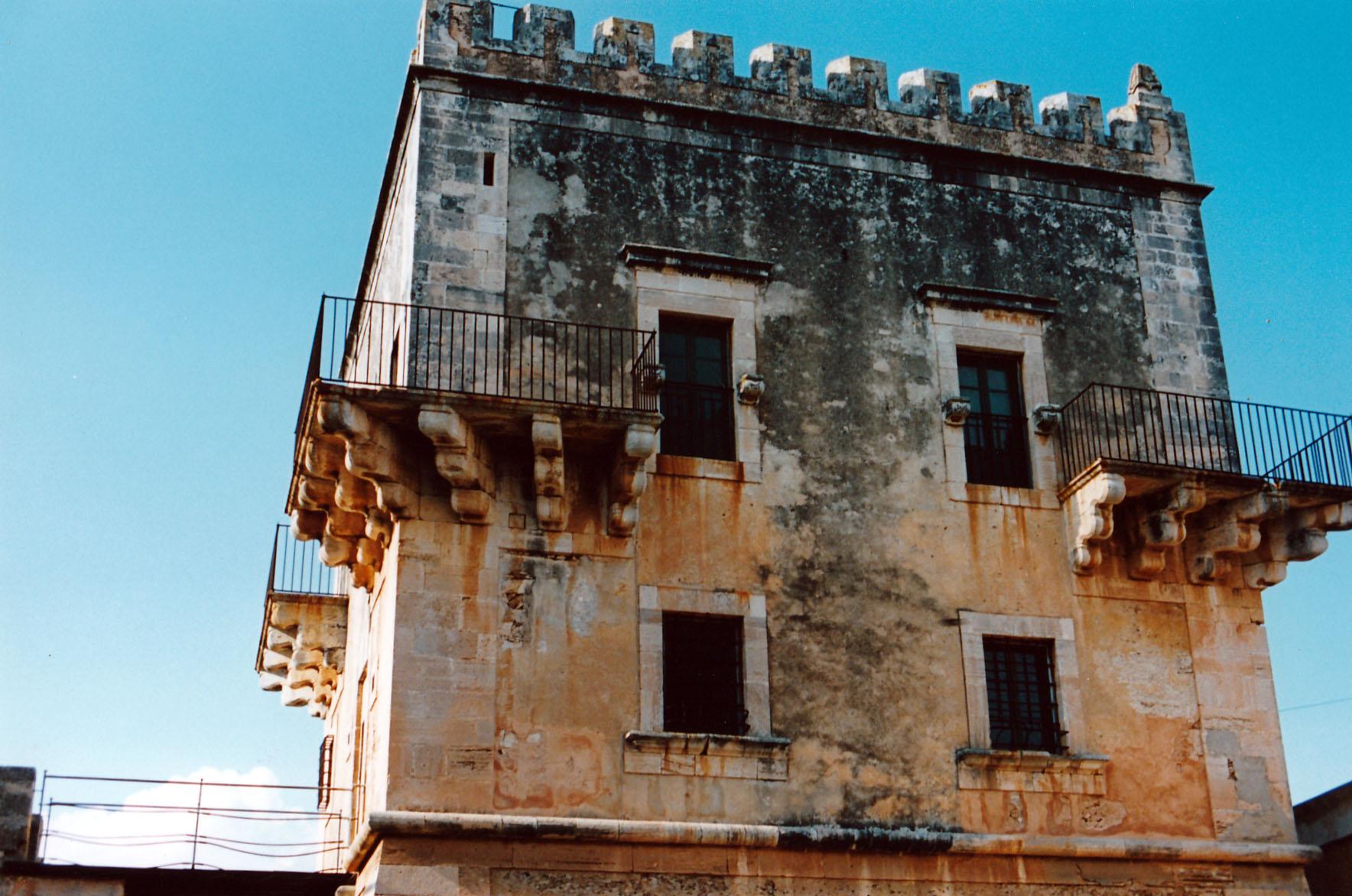Milocca: la torre dei Montalto