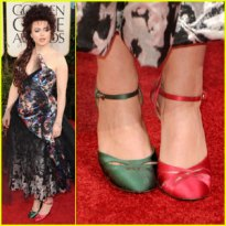 helena bonham carter sul red carpet