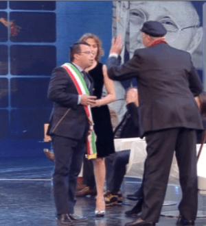Foto Rissa Bonanno Pennacchi seconda puntata Sta sera che sera