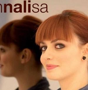 Cover album NALI di Annalisa Scarrone