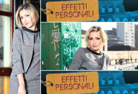 Effetti personali condotto da Francesca Senette Foto