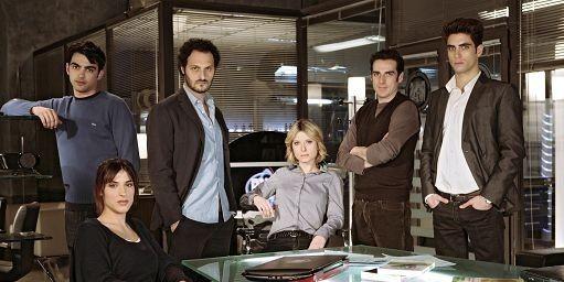 Ris Roma 2 Delitti Imperfetti Cast Foto