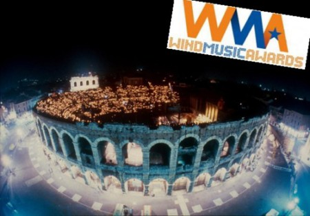 incontrada presenta i wind music awards Foto