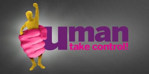 Uman Take Control su Italia1 reality show Foto