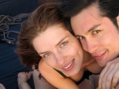 Andrea Cocco e Szilvia Miskolczi Verissimo Canale5 Foto