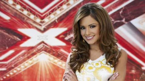 Cheryl Cole X Factor Foto