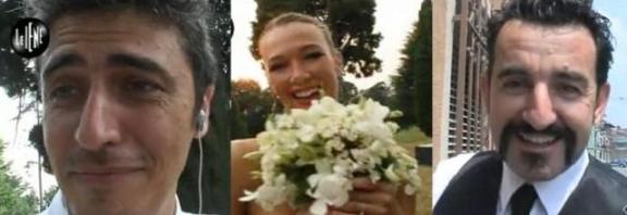Le Iene Show Ludmilla Matrimonio Iena Italia1 Foto