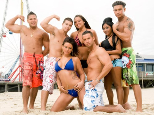 Jersey Shore Mtv Cast Foto