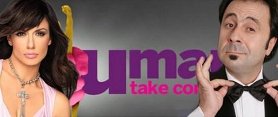 Uman Take Control Cast Ufficiale Foto