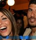 Foto dell'ex gieffina Guendalina Tavassi con il nuovo amore l'imprenditore Sean Costantini