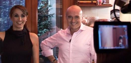 Alfonso Signorini a Cotto e Mangiato Foto
